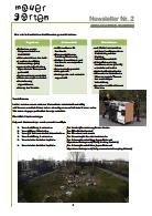 Newsletter 2 - Anfang Januar 2014